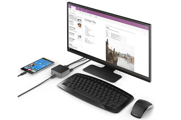 گوشی مایکروسافت لومیا 950 ایکس ال - مایکروسافت کوانتینیوم