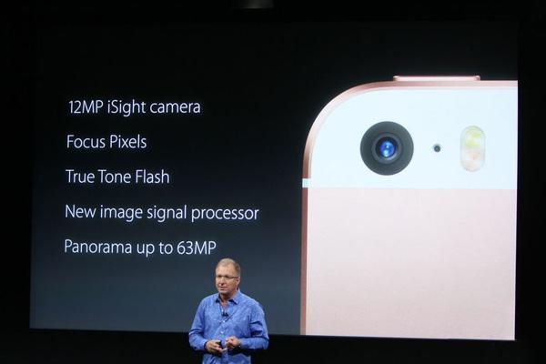 نقد و بررسی گوشی اپل آیفون اسای - دوربین