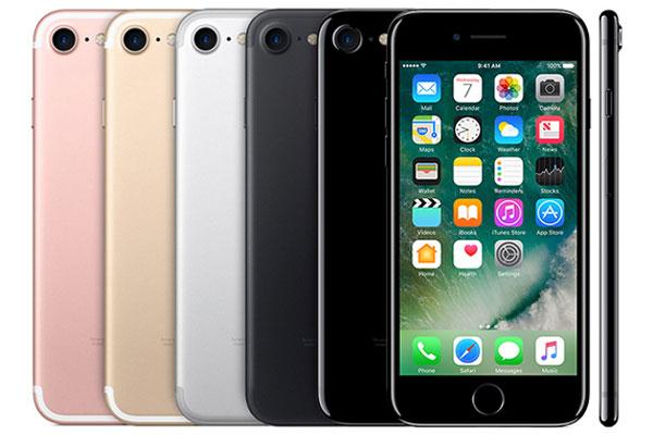 نقد و بررسی گوشی اپل آیفون 7 - رنگ بندی