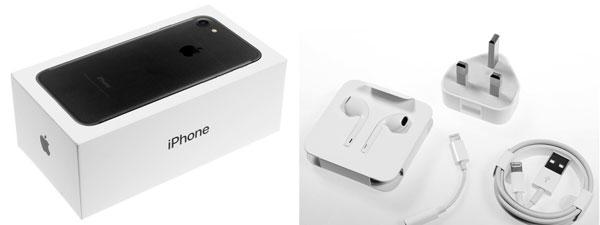 نقد و بررسی گوشی اپل آیفون 7 - جعبه گشایی