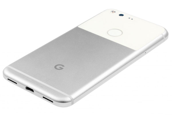 نقد و بررسی گوشی گوگل پیکسل - طراحی