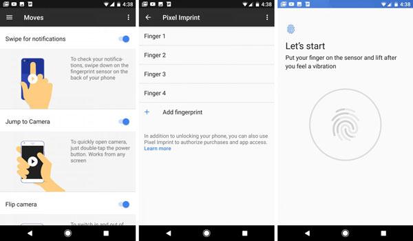 نقد و بررسی گوشی گوگل پیکسل - رابط کاربری