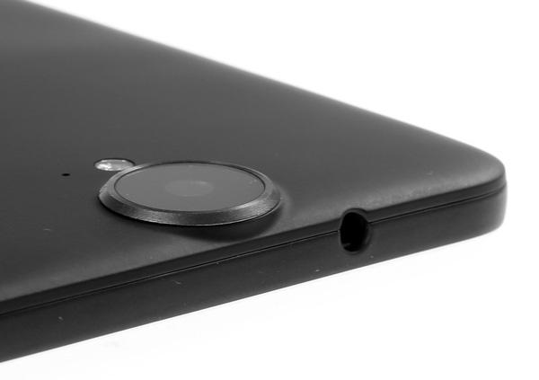 نقد و بررسی گوشی اچ تی سی وان ای 9 پلاس - طراحی دوربین اصلی