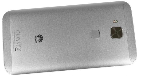 نقد و بررسی گوشی هواوی جی 8 - طراحی قاب پشتی