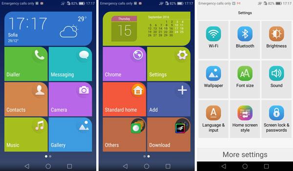 نقد و بررسی گوشی موبایل هواوی نوا - رابط کاربری