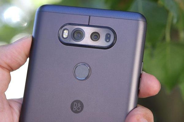 نقد و بررسی گوشی LG V20 - دوربین
