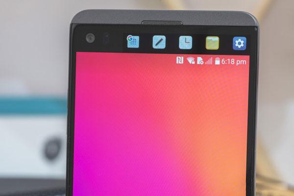 نقد و بررسی گوشی LG V20 - رابط کاربری