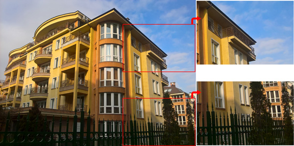 نقد و بررسی گوشی مایکروسافت لومیا 550 - دوربین - نمونه عکس