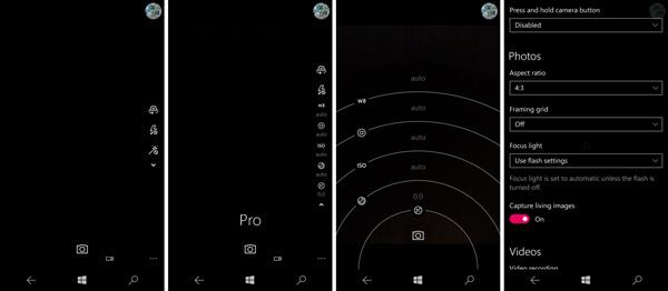 نقد و بررسی گوشی مایکروسافت لومیا 550 - دوربین - رابط کاربری
