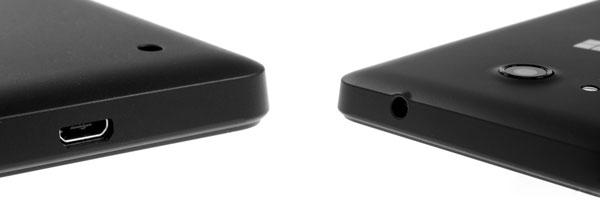 نقد و بررسی گوشی مایکروسافت لومیا 550 - طراحی