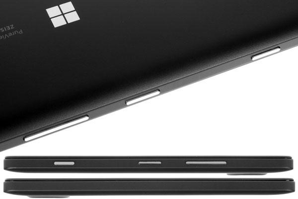 نقد و بررسی گوشی مایکروسافت لومیا 950 - طراحی کناره ها