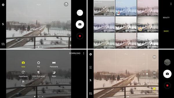 نقد و بررسی گوشی سامسونگ گلکسی A5 2017 - دوربین