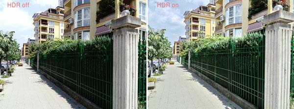 نقد و بررسی گوشی هوشمند سونی اکسپریا E5 - دوربین