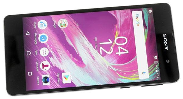 نقد و بررسی گوشی هوشمند سونی اکسپریا E5 - طراحی