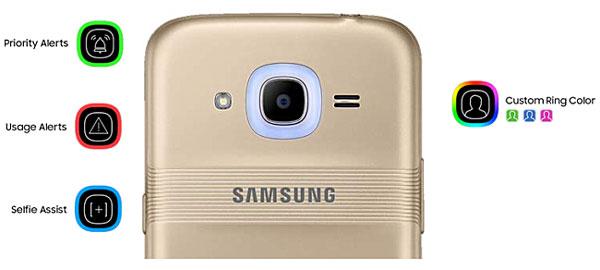 مشخصات گوشی سامسونگ گلکسی جی 2 مدل 2016