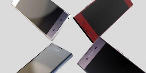 رندر گوشی سونی اکسپریا XA مدل 2017