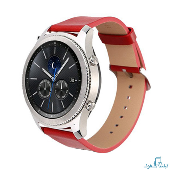 Pinhen Leather Strap For Gear S3-2-Buy-Price-Online
