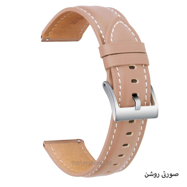 خرید بند چرمی ساعت هوشمند مدل چرم Premium