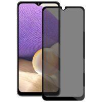 خرید محافظ شیشه ای تمام چسب Privacy برای گوشی سامسونگ گلکسی A32 5G