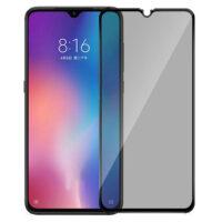 خرید محافظ شیشه ای تمام چسب Privacy برای گوشی شیائومی ردمی 10X 5G/10X Pro 5G