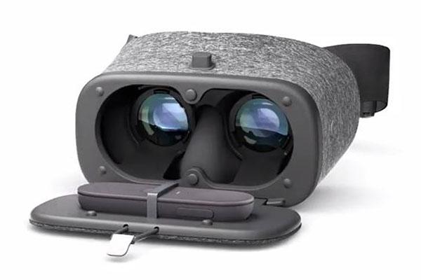 بررسی طراحی هدست واقعیت مجازی گوگل دیدریم ویو