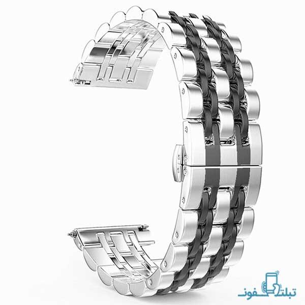 بند استیل رولکسی ساعت هوشمند