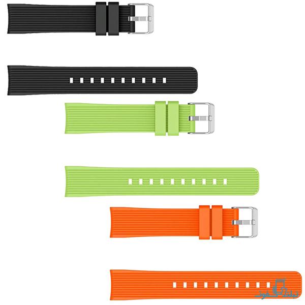 قیمت خرید بند سیلیکونی ساعت هوشمند سامسونگ Gear S2 کلاسیک