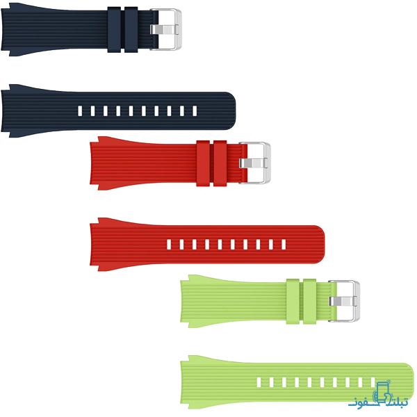 قیمت خرید بند سیلیکونی ساعت هوشمند سامسونگ Gear S3