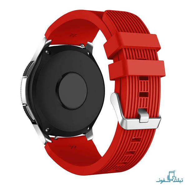 قیمت خرید بند سیلیکونی ساعت هوشمند سامسونگ گلکسی واچ 46 میلی متر