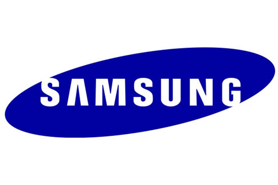 لوگوی کمپانی سامسونگ