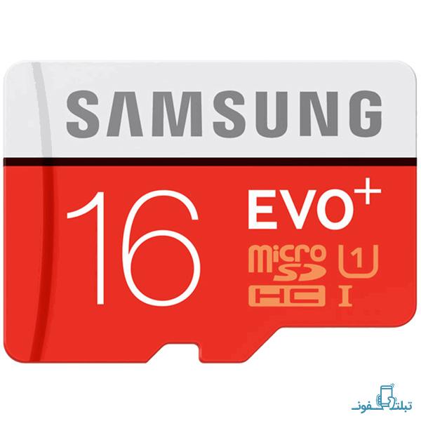 قیمت خرید کارت حافظه 16GB کلاس 10 استاندارد UHS-I U1 سامسونگ همراه با آداپتور SD