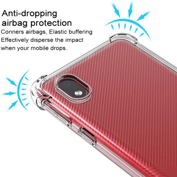 خرید قاب گوشی سامسونگ Galaxy A01 Core ژله ای کپسولی