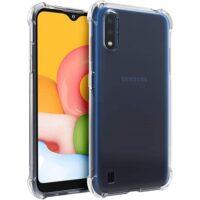 خرید قاب گوشی سامسونگ Galaxy A01 ژله ای کپسولی