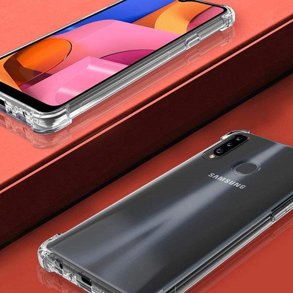 خرید قاب گوشی سامسونگ Galaxy A20s ژله ای کپسولی