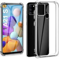 خرید قاب گوشی سامسونگ Galaxy A21s ژله ای کپسولی