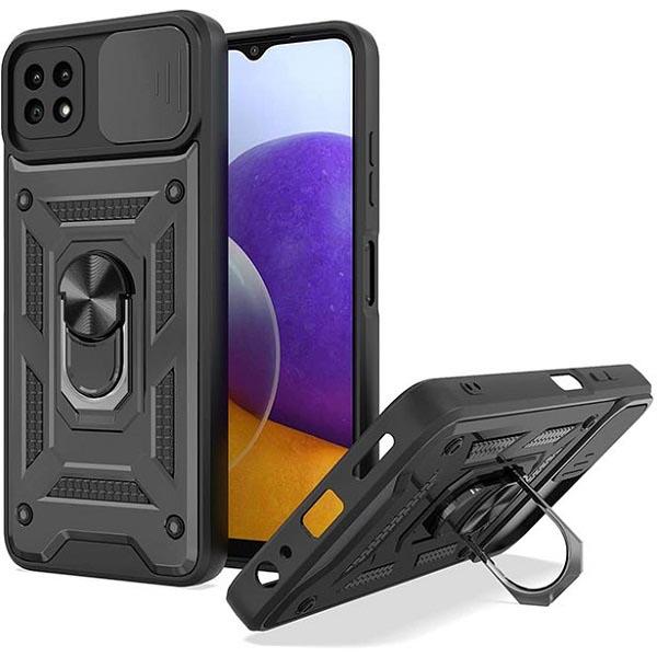خرید کاور ضد ضربه سامسونگ Galaxy A22 5G مدل محافظ لنز