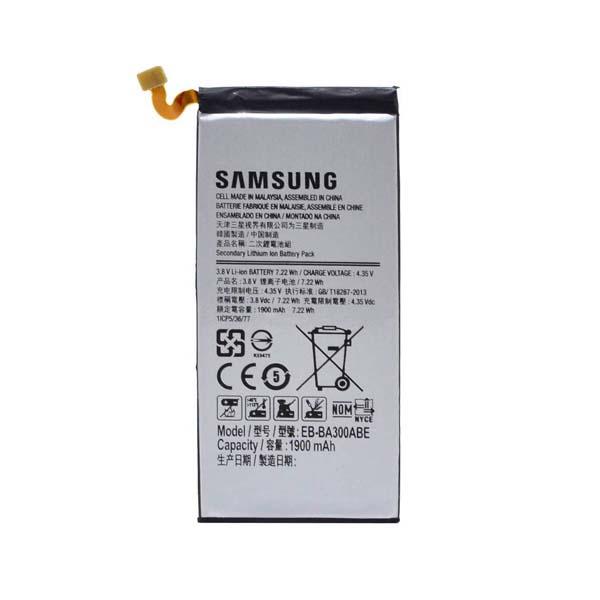 قیمت خرید باتری گوشی سامسونگ Galaxy A3
