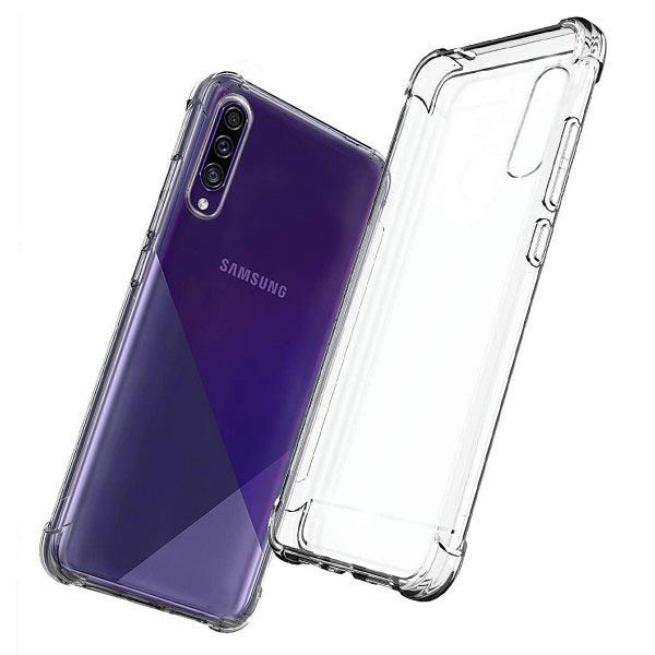 خرید قاب گوشی سامسونگ Galaxy A30s/A50s ژله ای کپسولی