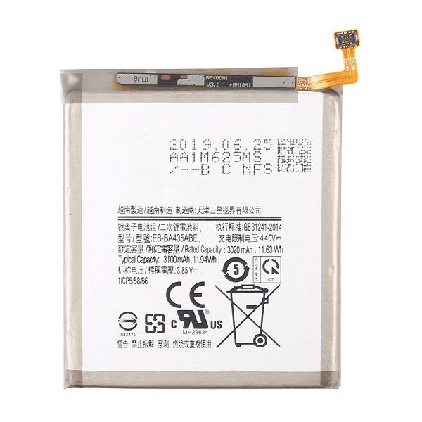 خرید باتری گوشی سامسونگ گلکسی A40 مدل EB-BA405ABE