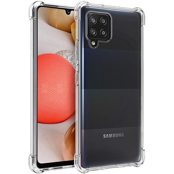 خرید قاب گوشی سامسونگ Galaxy A42 5G ژله ای کپسولی