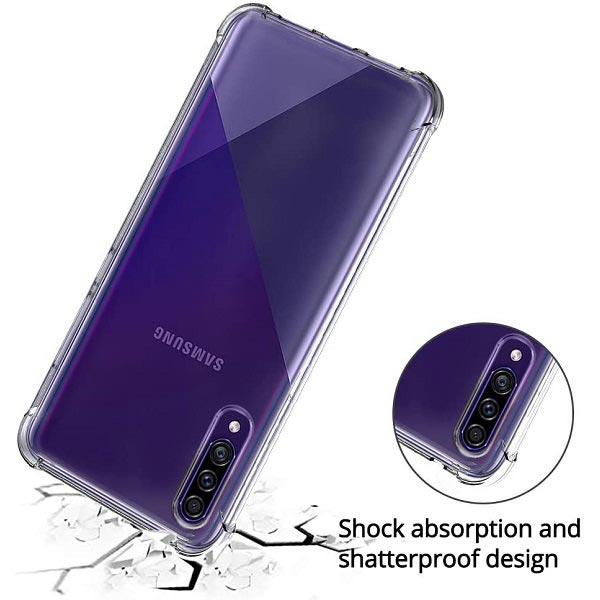 خرید قاب گوشی سامسونگ Galaxy A50 ژله ای کپسولی