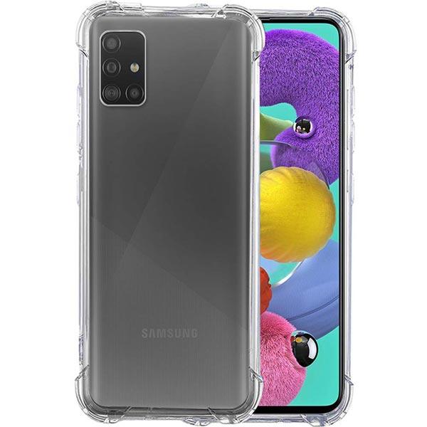 خرید قاب گوشی سامسونگ Galaxy A51 ژله ای کپسولی