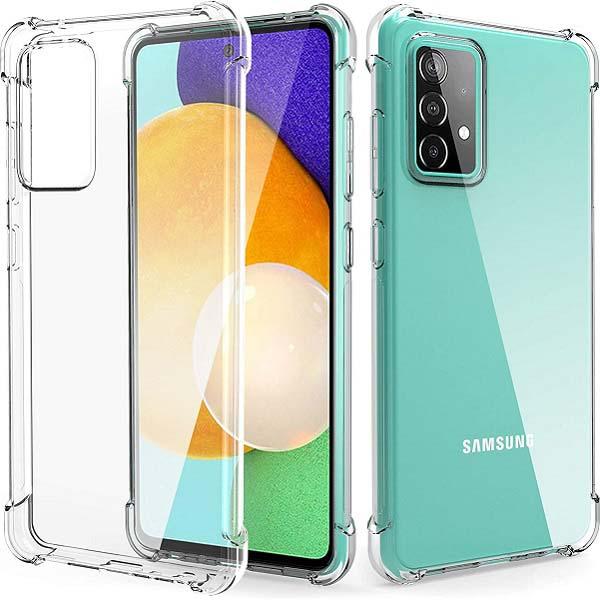 خرید قاب گوشی سامسونگ Galaxy A52 ژله ای کپسولی