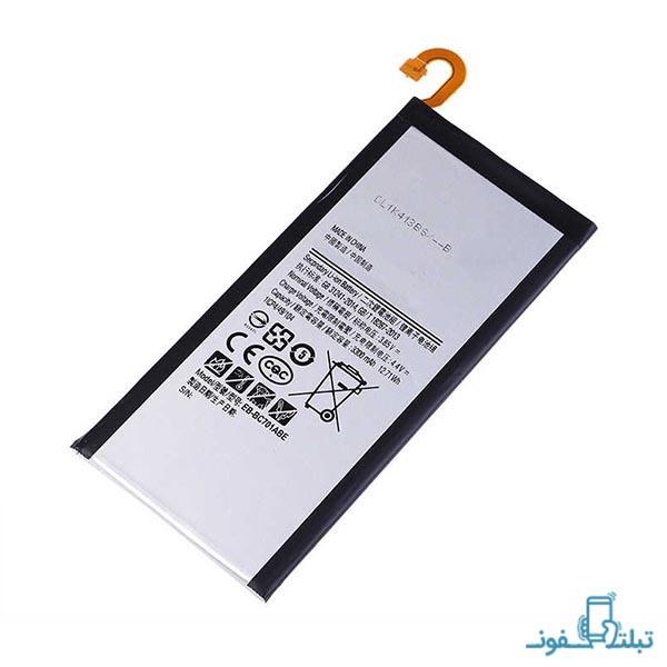 باتری گوشی سامسونگ گلکسی C7 پرو مدل EB-BC701ABE