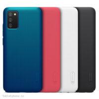 قاب گوشی سامسونگ Galaxy F02s مدل نیلکین Frosted