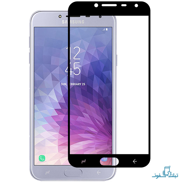 Samsung Galaxy J4 Full Glass Screen-Buy-Price-Online