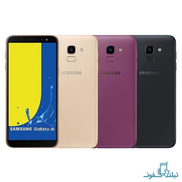 گوشی موبایل سامسونگ گلکسی J6