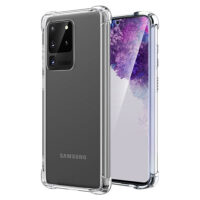 خرید قاب گوشی سامسونگ Galaxy S20 Ultra ژله ای کپسولی