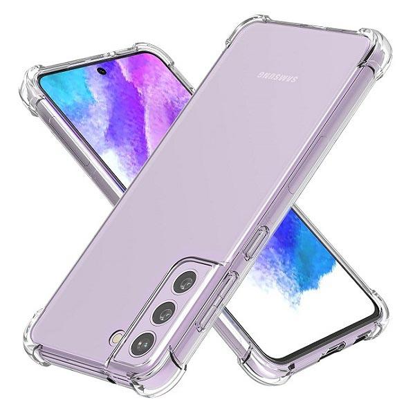 خرید قاب گوشی سامسونگ Galaxy S21 FE 5G ژله ای کپسولی