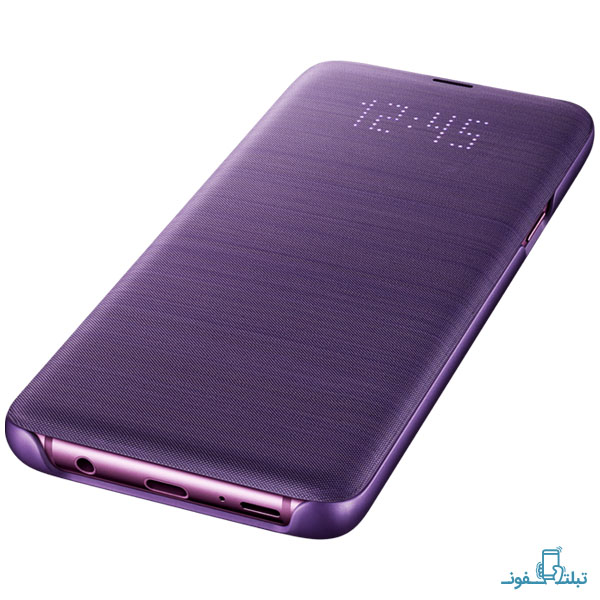 Samsung Galaxy S9 Plus LED Wallet Cover-3-Buy-Price-Online